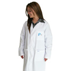 Spectrum 40 Inch Unisex Lab Coat