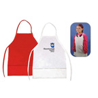 Childrens Apron- Cotton/Polyester