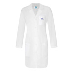 36 INCH WOMENS SLIM-FIT LAB COAT