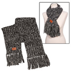Leeman Heathered Knif Scarf