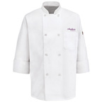 8 Button Chef Coat