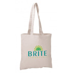 Natural Colored Cotton Economy Tote