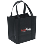Full Color Little Thunder Series Grocery Tote Bag