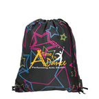 Sports League Drawcord Tote Backpack