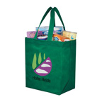 The Liberty Heat Seal Grocery Tote Bag