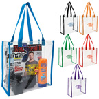 Clear Game Tote