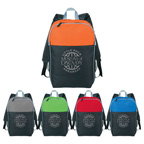The Popin Top Color Compu Backpack