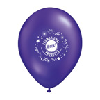 11 Inch Jewel Fashion Latex Balloon