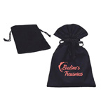 Jewelry Accessory Drawstring Pouch