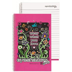 Full Color Stenographer Notebook