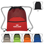 Rize Drawstring Sports Backpack