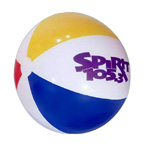 16 Inch Multicolor Beach Ball