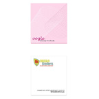 2 3/4 x 3 Adhesive Sticky Notepad - 25 Sheet