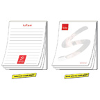 4-1/4x5-1/2 Scratch Notepad - 50 Sheet
