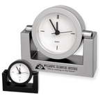 DESIGNER SWIVEL CLOCK
