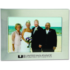 4 x 6 Sleek Border Photo Frame