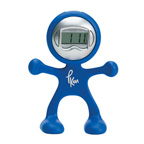 Flexi-Man Digital Clock