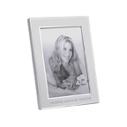 Classic Metal 5 x 7 Picture Frame