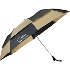 55 Inch Totes Auto Open Vented Golf Umbrella