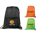 Bright Travels Packable Drawstring Sports Pack