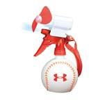 Sport Themed Spray Mist Fan