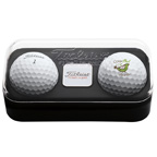 Titleist 2 Ball Marker Pack ProV1