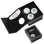 Titleist ProV1 3 Ball Appreciation Box