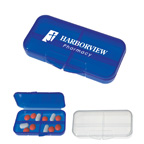 Rectangular Shape Pill Holder