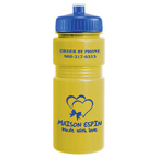 20 oz Recreation Bottle with Flip Top or Push Pull Lid