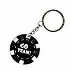 Poker Chip Key Tag