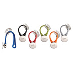 Colorplay Multi-Ring Key Ring