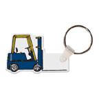 Forklift Shape Key Tag