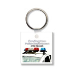Full Color Small Square Keytag