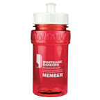 Budget Mini Muscle Bottle 16 Ounce