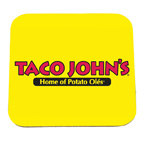 Deluxe Laminated Coaster with Neoprene Backing