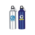 32 oz Aluminum Bottle W/ Carabiner