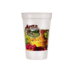 17 OZ Smooth Full Color Stadium Cup