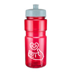 20 oz Translucent Recreation Bottle