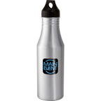 Virgule 24 oz Aluminum Sports Bottle
