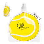 HydroPouch 24 oz Tennis Ball Collaspible Water Bottle