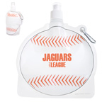 Hydro Pouch 24 oz Baseball Collaspible Water Bottle
