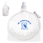 Hydro Pouch 24 oz Golf Ball Collaspible Water Bottle