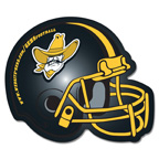 Football Helmet Shape Magnet-20 mil