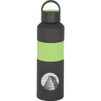 Gripper 25 Oz Aluminum Sports Bottle