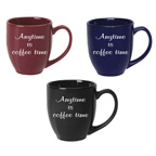 10 oz Bistro Mugs Solid Colors