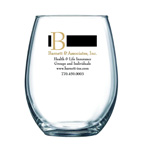 15 Ounce Stemless Wine Glass