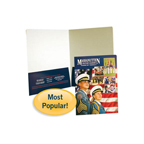 Four Color Presentation Folder