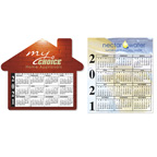Small & Medium Magnetic Calendars