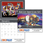 Native American Art 16 Month Calendar