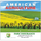 American Agriculture Wall Calendar
